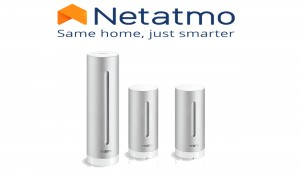 NETATMO SET 1. WEATHER STATION + INDOOR MODUL