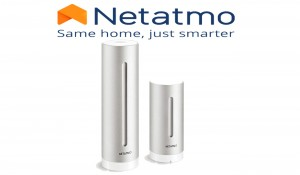 WEATHER STATION NETATMO Stacja pogodowa