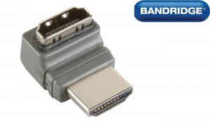 BANDRIDGE BVP136 ADAPTER HDMI (270 stopni)