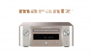 MELODY  MCR412 Amplituner stereo CD DAB+  SILVER GOLD