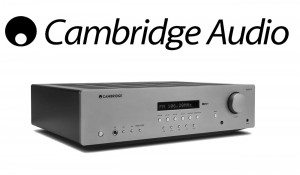 CAMBRIDGE AUDIO AXR1000 AMPLITUNER STEREOFONICZNY FM/AM