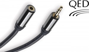 QED PERFORMANCE QE7300 PRZEWÓD STEREO [3.5mm M stereo - 3.5mm M stereo] - 1.5m